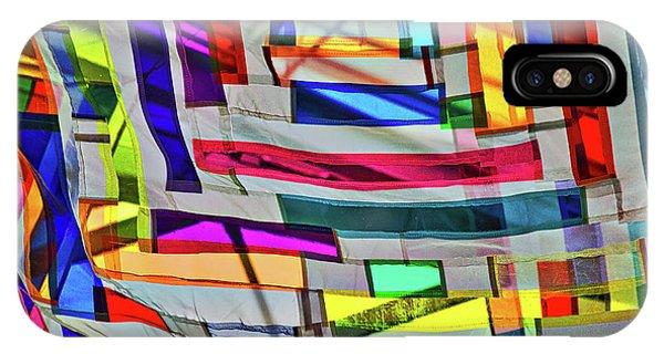 Museum Atrium Art Abstract IPhone Case