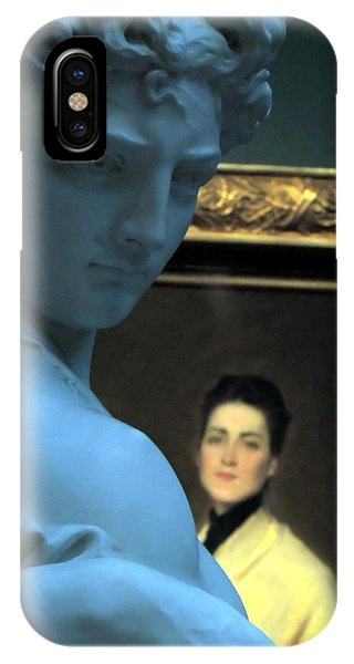 Museum Critic IPhone Case