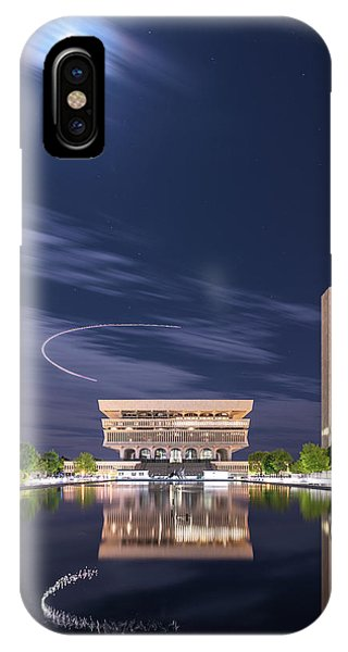 Museum Flyby IPhone Case