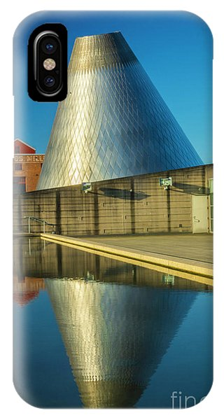 Museum Of Glass Tower IPhone Case