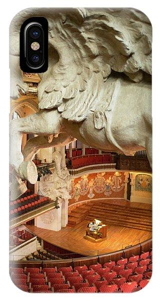 Palau De La Musica Catalana, Barcelona IPhone Case