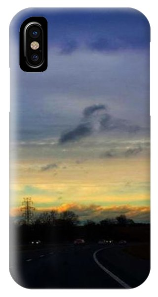 Music In The Sky IPhone Case