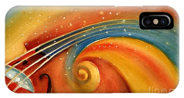 Music In The Spirit IPhone Case