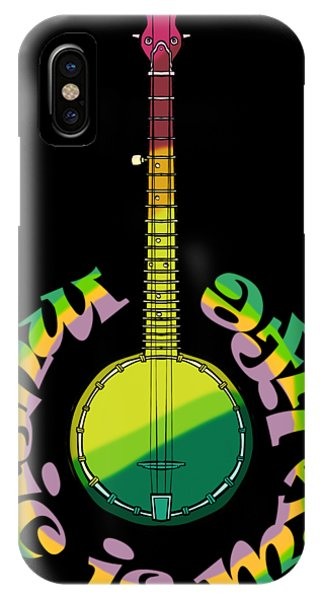 Music Is My Life IPhone Case
