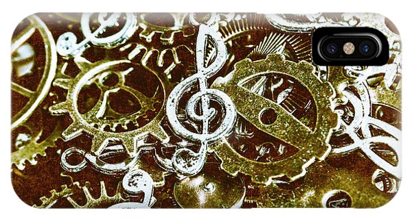 Fractal iPhone Case - Music Production by Jorgo Photography - Wall Art Gallery