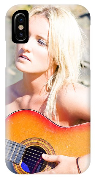 Strum iPhone Case - Music by Jorgo Photography - Wall Art Gallery