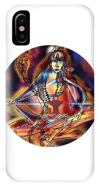 Music Shiva IPhone Case