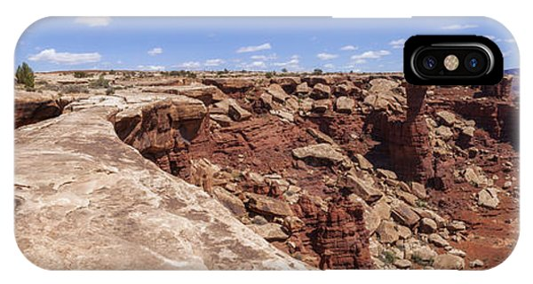 Arches National Park iPhone Case - Musselman Arch by Chad Dutson