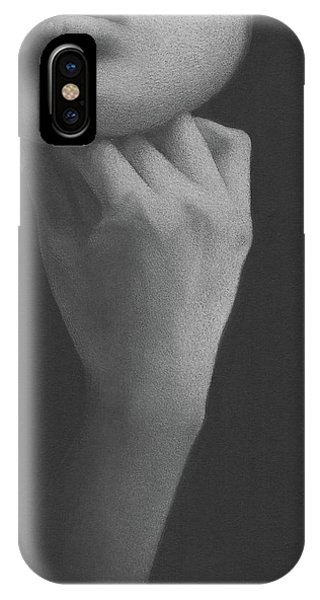 Muted Shadow No. 2 IPhone Case