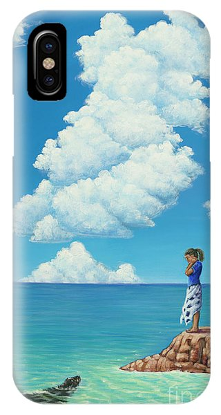 Mutual Curiosity IPhone Case