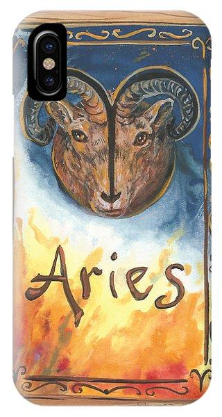 My Aries IPhone Case