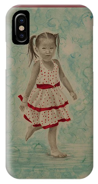 My Best Dress IPhone Case