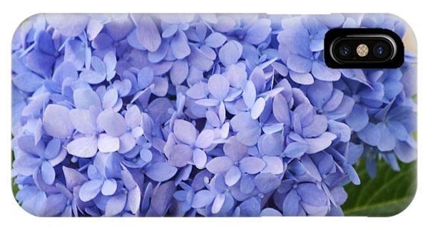 My Blue Heart IPhone Case
