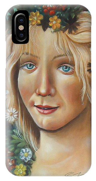 My Botticelli IPhone Case