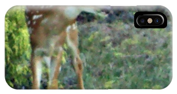 My Deer Friend...... IPhone Case