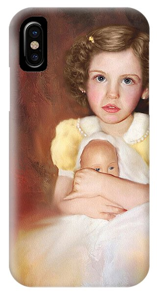 My Dolly IPhone Case