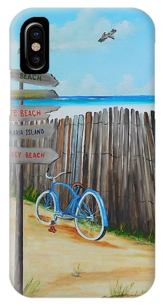 My Favorite Beaches IPhone Case