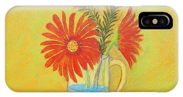 My Gerber Daisies IPhone Case