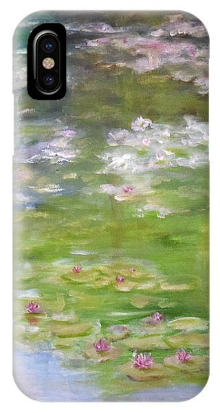 My Giverny IPhone Case