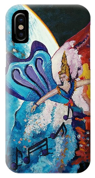 My Inspirational Goddess IPhone Case