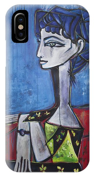 My Jacqueline IPhone Case
