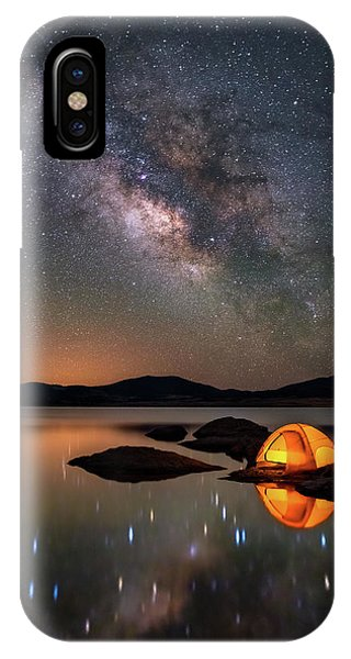 My Million Star Hotel IPhone Case