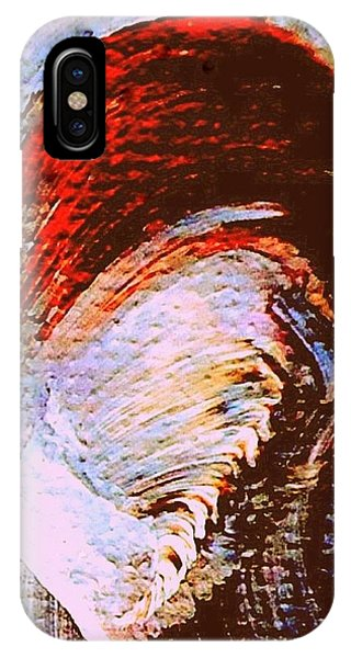 IPhone Case featuring the painting My Muse by VIVA Anderson