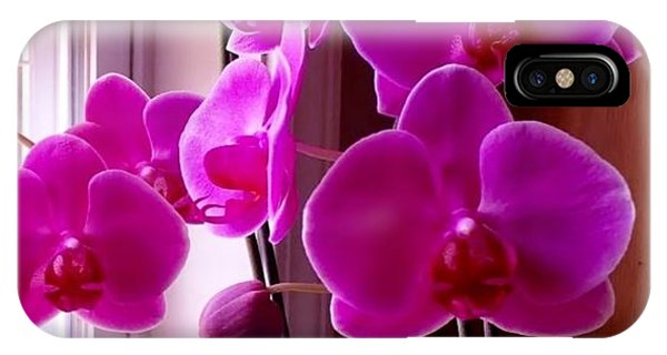 My Orchids IPhone Case
