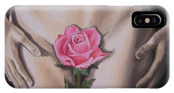 My Rose IPhone Case