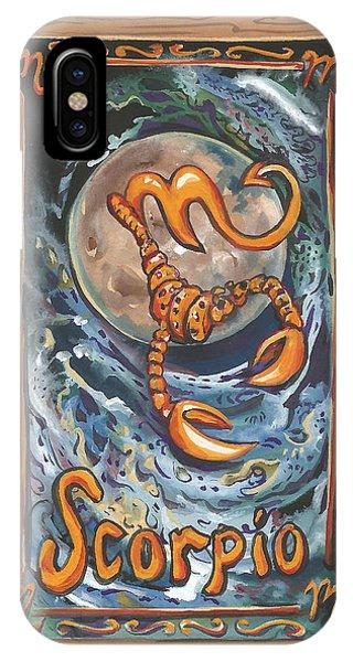 My Scorpio IPhone Case