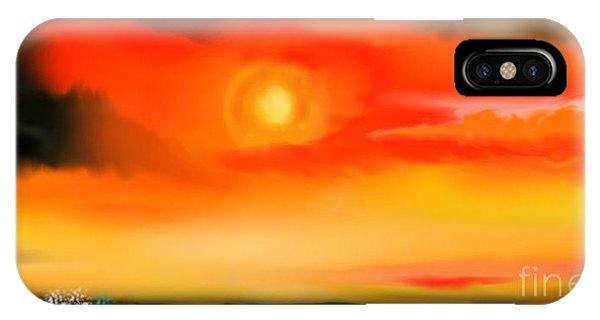 My Soul IPhone Case