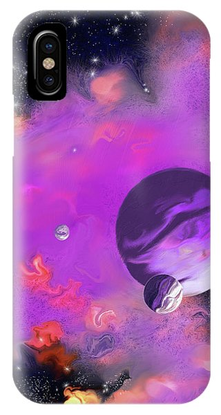 My Space IPhone Case