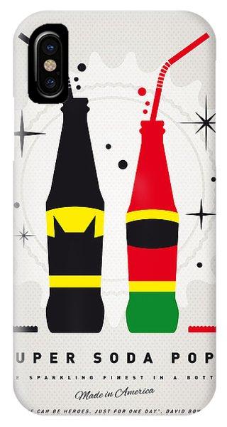 Fantastic iPhone Case - My Super Soda Pops No-01 by Chungkong Art