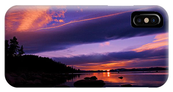 IPhone Case featuring the photograph My Tahoe by Sean Sarsfield