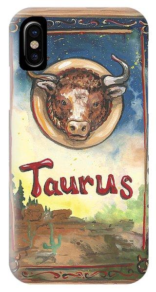 My Taurus IPhone Case