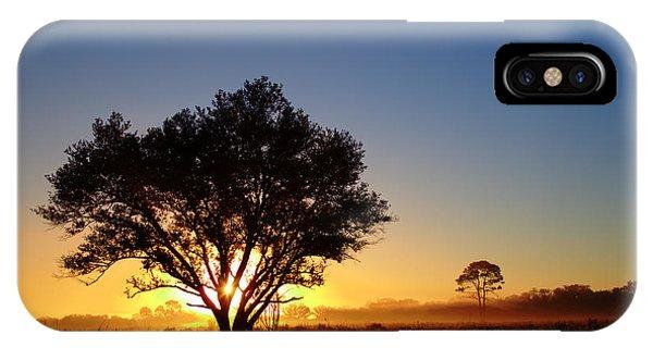 Myakka Sunrise IPhone Case