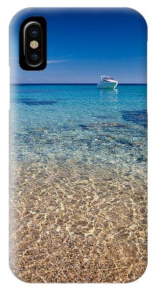 Mykonos Beach Phone Case by Neil Buchan-Grant