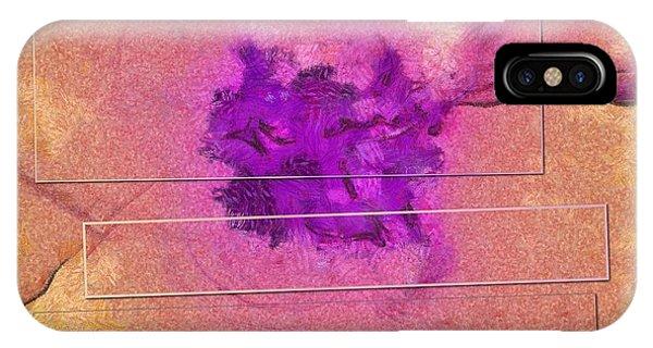 Atomic Tangerine iPhone Case - Myricyl Agreement  Id 16099-161745-35001 by S Lurk