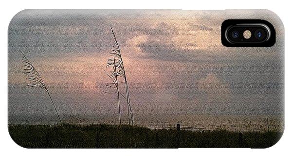 Myrtle Beach At Dusk IPhone Case