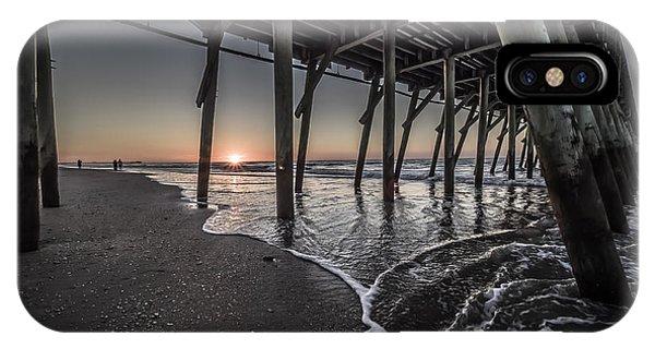 Myrtle Beach Sunrise I IPhone Case