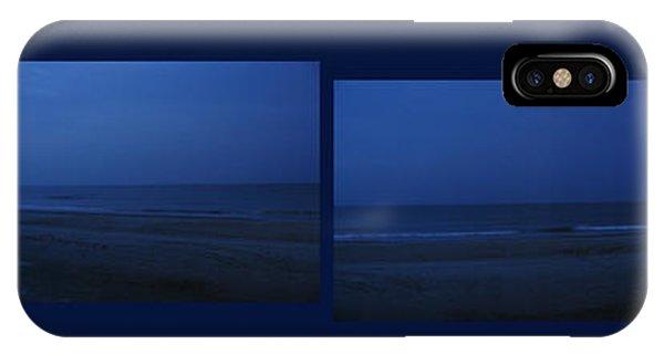 Myrtle Beach Sunrise Panorama IPhone Case