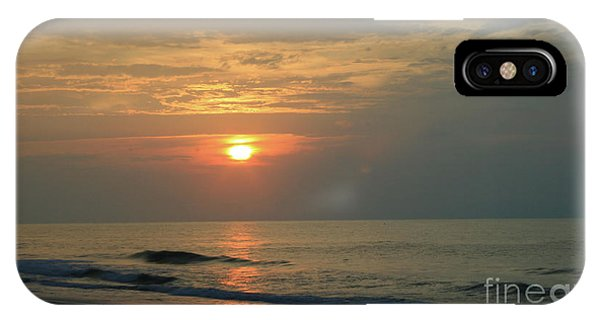 Myrtle Beach Sunrise IPhone Case