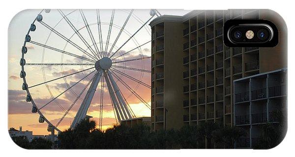 Myrtle Beach Sunset 2 IPhone Case