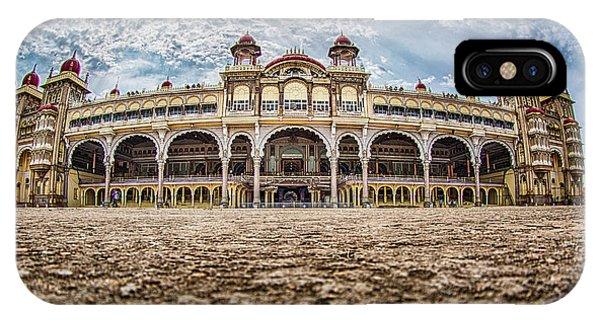 Mysore Palace IPhone Case