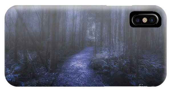 Shrouds iPhone Case - Mystery Pathway by Jorgo Photography - Wall Art Gallery