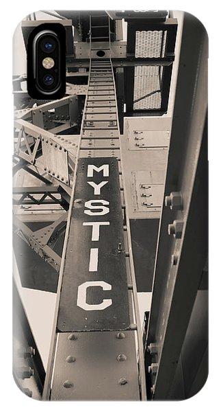Mystic Connecticut  IPhone Case