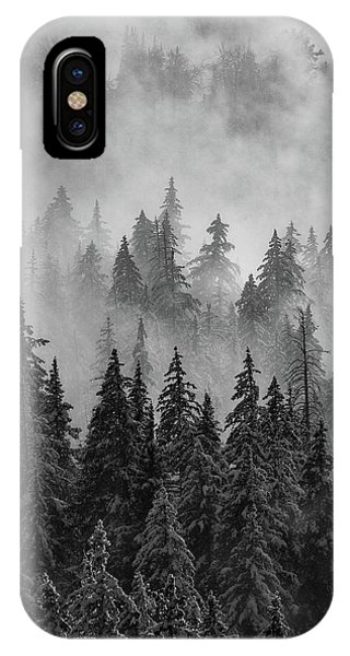 IPhone Case featuring the photograph Mystic  by Dustin LeFevre