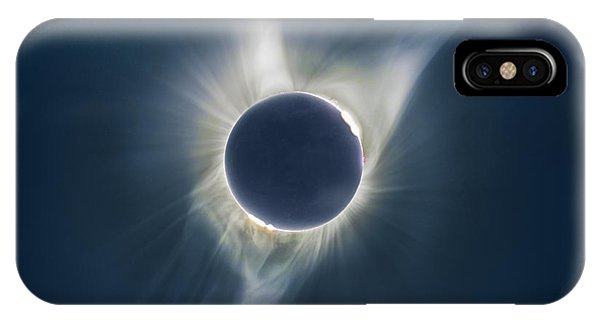 Mystic Eclipse  IPhone Case