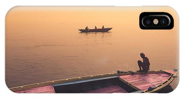 Mystic Ganges IPhone Case