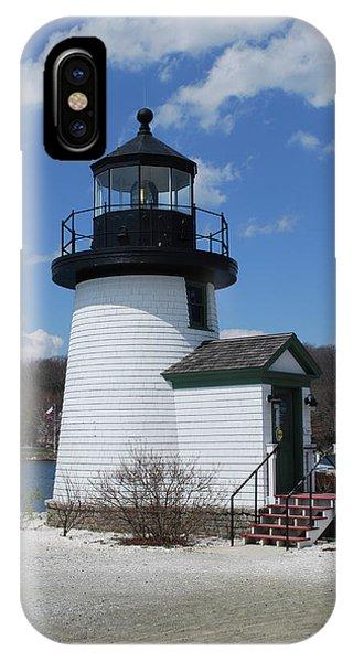 Mystic Lighthouse IPhone Case